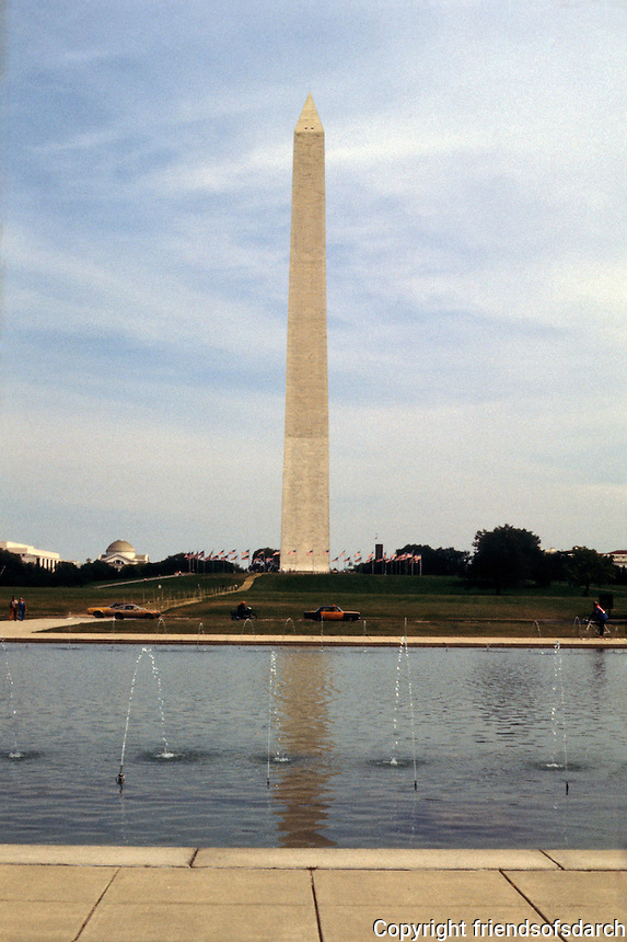 Washington D.C. : Washington Monument.
