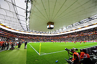 Fifa Women's World Cup Germany 2011 : Japan - USA  at Commerzbank Arena Frankfurt : breedview van stadion.foto DAVID CATRY / Vrouwenteam.be