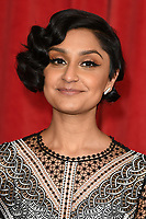 Krupa Pattani<br /> arriving for The British Soap Awards 2019 at the Lowry Theatre, Manchester<br /> <br /> ©Ash Knotek  D3505  01/06/2019