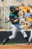 Augusta outfielder Michael McBryde (36) takes his swings versus Kannapolis at Fieldcrest Cannon Stadium in Kannapolis, NC, Wednesday, May 2, 2007.
