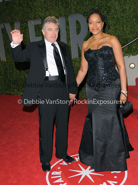 Robert DeNiro  at The 2009 Vanity Fair Oscar Party held at The Sunset Tower Hotel in West Hollywood, California on February 22,2009                                                                                      Copyright 2009 RockinExposures / NYDN