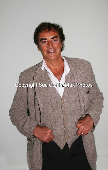 "Days of Our Lives and Mission Impossible star Thaao Penghlis ""Tony DiMera"" and General Hospital ""Victor Cassadine"" and Santa Barbara presents Journeys on May 24, 2010 at the Cape May Stage, Cape May, New Jersey. It is a show telling about his traveling the world from Macchu Picchu to the jungles of the Amazon, throughout the Middle East, Greece and Italy. His greatest joy is exploing Egypt and its unsolved mysteries and climbing Mr. Sinai. Became an actor to find journeys - mysteries bringing the unknown to the world - mission possible. In your journeys don't hurry, make it last forever and make it a wise experience. (Photos by Sue Coflin/Max Photos)"