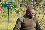 Oliver, Our Guide for Visiting Amahoro Group Of Gorilla's