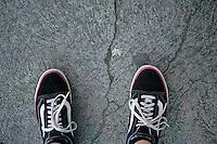 trent feet at gilman st.&#xA;4.16.2005<br />