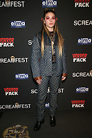 HOLLYWOOD, CA - OCTOBER 12: Grace Gaustad at the 21st Screamfest Opening Night Screening Of The Retaliators at Mann Chinese 6 Theatre in Hollywood, California on October 12, 2021. Credit: Faye Sadou/MediaPunch