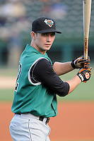 Outfielder Ryan Lollis (22) of the Augusta GreenJackets, Class A affiliate of the San Francisco Giants, in a game against the Greenville Drive on May 20, 2010, at Fluor Field at the West End in Greenville, S.C. Photo by: Tom Priddy/Four Seam Images