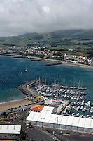 Praia da Vitoria auf der Insel Terceira, Azoren, Portugal