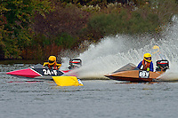 24-F and 69-V  (Outboard Runabout)