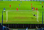26.11.2020 Rangers v Benfica: Kemar Roofe scores for Rangers
