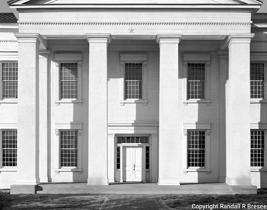 """Front of the State Capitol Building""  <br />
