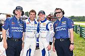 Pirelli World Challenge<br /> Grand Prix of VIR<br /> Virginia International Raceway, Alton, VA USA<br /> Saturday 29 April 2017<br /> Peter Kox/ Mark Wilkins<br /> World Copyright: Richard Dole/LAT Images<br /> ref: Digital Image RD_PWCVIR_17_98