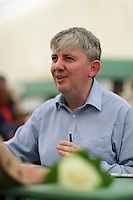 Wednesday 28 May 2014, Hay on Wye, UK<br /> Pictured: Philip Parker<br /> Re: The Hay Festival, Hay on Wye, Powys, Wales UK.