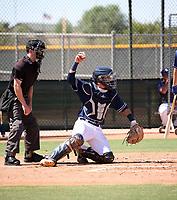 Jared Alvarez-Lopez - 2019 AIL Padres (Bill Mitchell)