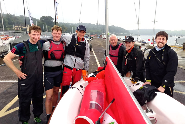 The Sutton Senior Team of (left to right) Conor Twohig, Peter Boyle, Robert Dickson, Ian McCormack, Shane McLoughlin and Alan Blay (Captain).