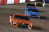 Monster Energy NASCAR Cup Series<br /> Federated Auto Parts 400<br /> Richmond Raceway, Richmond, VA USA<br /> Saturday 9 September 2017<br /> Daniel Suarez, Joe Gibbs Racing, ARRIS Toyota Camry and Aric Almirola, Richard Petty Motorsports, Smithfield Ford Fusion<br /> World Copyright: Russell LaBounty<br /> LAT Images