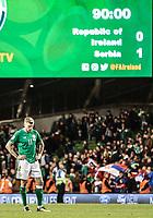 2018 FIFA World Cup Qualifying Round, Republic of Ireland vs Serbia