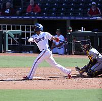 Ezequiel Duran - Surprise Saguaros - 2021 Arizona Fall League (Bill Mitchell)