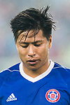 Wong Chi Chung of Eastern SC reacts during their AFC Champions League 2017 Match Day 1 Group G match between Guangzhou Evergrande FC (CHN) and Eastern SC (HKG) at the Tianhe Stadium on 22 February 2017 in Guangzhou, China. Photo by Victor Fraile / Power Sport Images