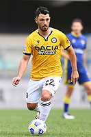 Tolgay Ali Arslan of Udinese <br /> during the Serie A football match between Hellas Verona and Udinese Calcio at Marcantonio Bentegodi Stadium in Verona (Italy), September 27th, 2020. Photo Image Sport / Insidefoto