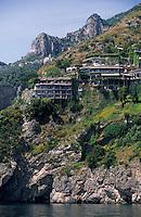 """Europe/Italie/Côte Amalfitaine/Campagnie/Positano : Hôtel """"San Pietro"""""""