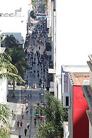Campinas (SP), 09/06/2020 - Movimentação intensa no centro de Campinas, interior de São Paulo, na tarde desta terça-feira (9) com abertura parcial do comércio.