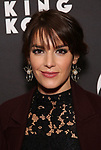 "Kelli Barrett attends the Broadway Opening Night of ""King Kong - Alive On Broadway"" at the Broadway Theater on November 8, 2018 in New York City."