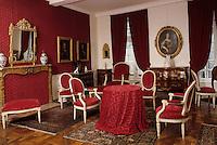 Europe/France/Auverne/63/Puy-de-Dôme/Riom: Le musée Mandet - Salon XVIIIème siècle
