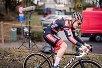 Laura Verdonschot (BEL/Pauwels Sauzen-Bingoal)<br /> <br /> 2020 Scheldecross Antwerp (BEL)<br /> <br /> ©kramon