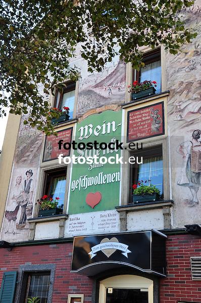 Weinschenke Zum geschwollenen Herz in Bingen am Rhein
