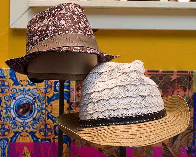 Men's Hats, Urban Outfitters, San Francisco, California