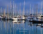 Sausalito Harbor, Marin County, California