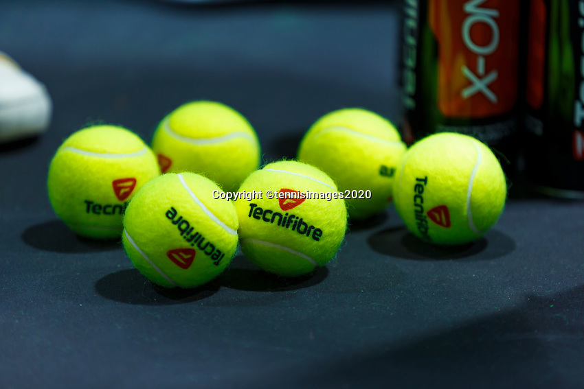 Rotterdam, The Netherlands, 9 Februari 2020, ABNAMRO World Tennis Tournament, Ahoy, Ballchange<br />