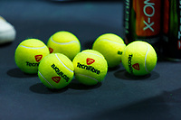 Rotterdam, The Netherlands, 9 Februari 2020, ABNAMRO World Tennis Tournament, Ahoy, Ballchange<br /> Photo: www.tennisimages.com