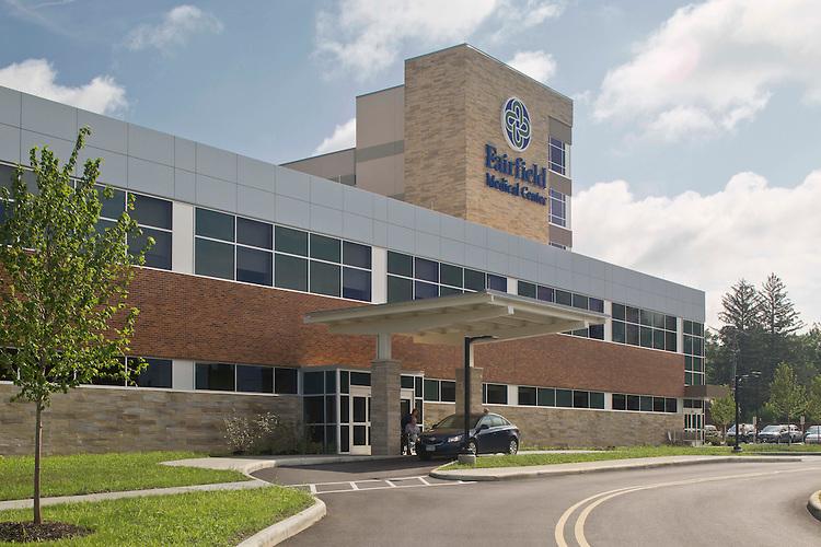 Fairfield Medical Center Inpatient Surgery Tower   Design Group