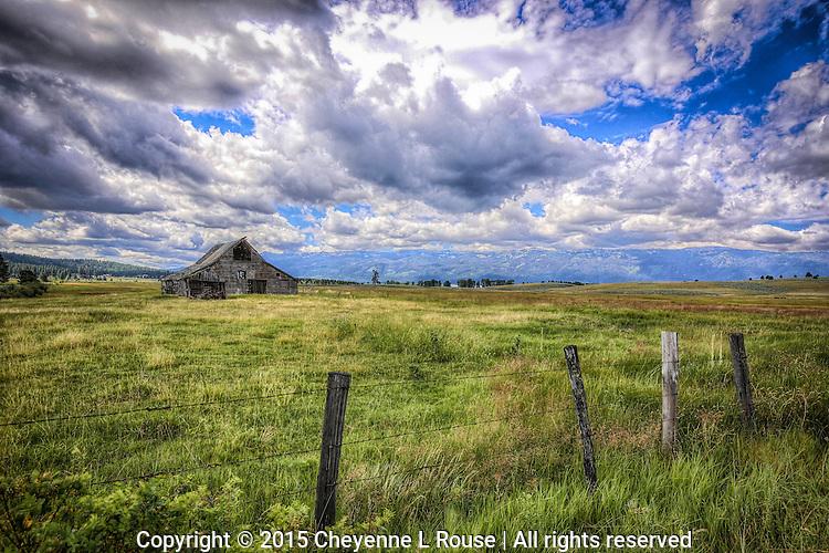 Idaho Barn & Fence