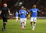 06.02.2019:Aberdeen v Rangers: Alfredo Morelos