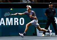 Rotterdam, The Netherlands, 14 Februari 2020, ABNAMRO World Tennis Tournament, Ahoy, Jannik Sinner (ITA).<br /> Photo: www.tennisimages.com