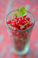 Gastronomie générale / Diététique / Groseille Bio // General gastronomy / Diet / Organic redcurrant
