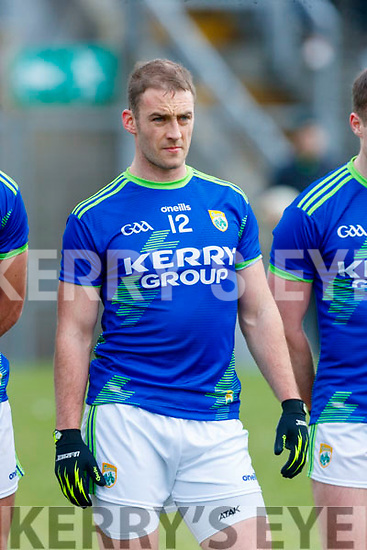 Stephen O'Brien, Kerry before the Allianz Football League Division 1 Round 4 match between Kerry and Meath at Fitzgerald Stadium in Killarney, on Sunday.