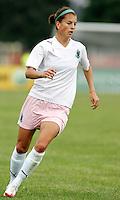 Angie Woznuk..Saint Louis Athletica defeated Sky Blue FC 1-0 at Anheuser-Busch Soccer Park, Fenton, Missouri.