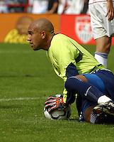 Tim Howard, Argentina vs. USA, Miami, Fla. ..