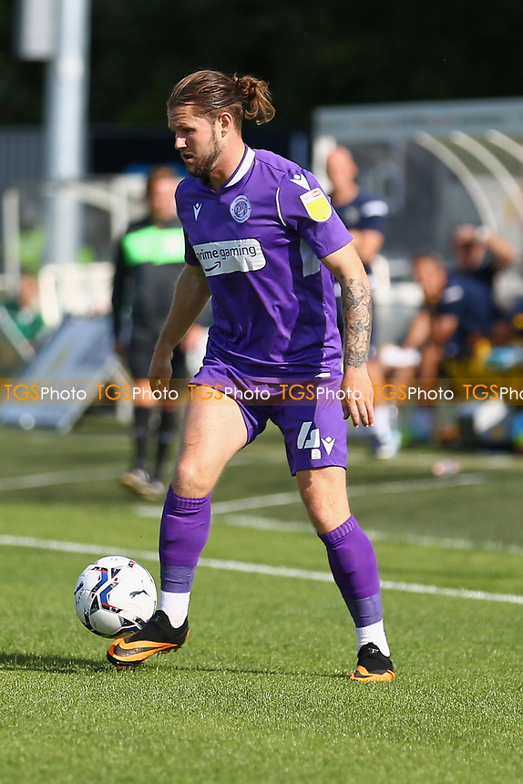 Jake Reeves of Stevenage during Sutton United vs Stevenage, Sky Bet EFL League 2 Football at the VBS Community Stadium on 11th September 2021