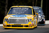 NASCAR Camping World Truck Series<br /> Chevrolet Silverado 250<br /> Canadian Tire Motorsport Park<br /> Bowmanville, ON CAN<br /> Sunday 3 September 2017<br /> Todd Gilliland, Pedigree Toyota Tundra<br /> World Copyright: Barry Cantrell<br /> LAT Images