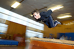 Pix: Shaun Flannery/sf-pictures.com..COPYRIGHT PICTURE>>SHAUN FLANNERY>01302-570814>>07778315553>>..5th November 2008...........Hatfield Parkour Group, Hatfield Visual Arts College..Jason Oliver.