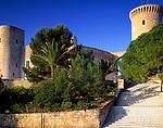 Spanien, Balearen, Mallorca, Palma de Mallorca: Castell de Belver | Spain, Balearic Islands, Mallorca, Palma de Mallorca: Castell de Belver