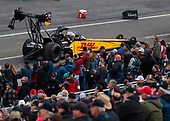 Richie Crampton, DHL, top fuel, fans