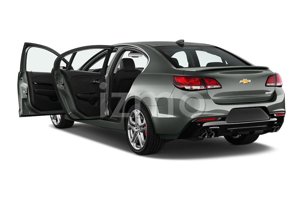 Car images of 2017 Chevrolet SS 6.2 4 Door Sedan Doors