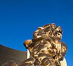 MGM Lion Statue, Las Vegas, Nevada