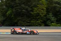 #48 IDEC Sport Oreca 07 - Gibson LMP2, Paul Lafargue, Paul-Loup Chatin, Patrick Pilet, 24 Hours of Le Mans , Free Practice 1, Circuit des 24 Heures, Le Mans, Pays da Loire, France
