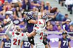 2013 NCAA Football - SMU vs. TCU